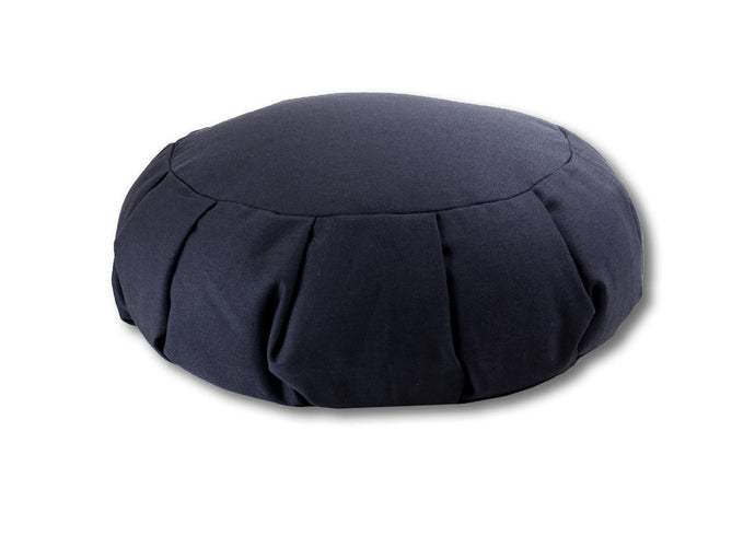 Small Bodhi Seat Buckwheat Zafu Meditation Cushion