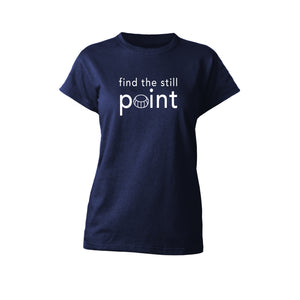 CLEARANCE! Find the Still Point Women's Organic Cotton T-Shirt