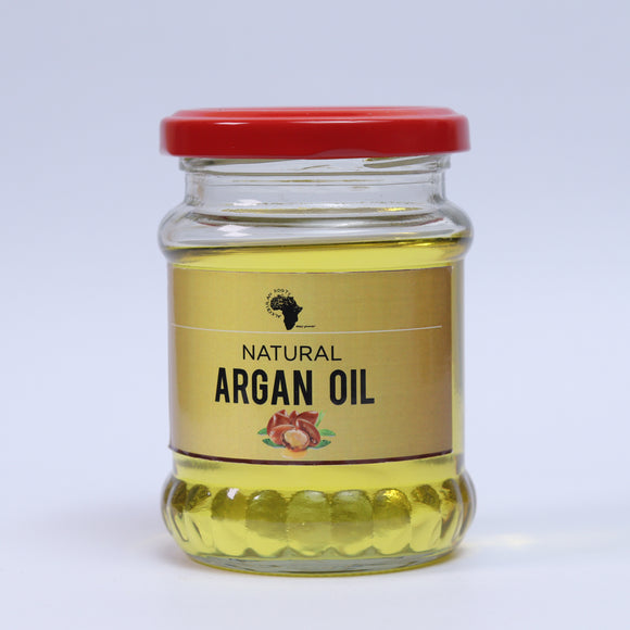 Natural Argan Oil (Cold-pressed)