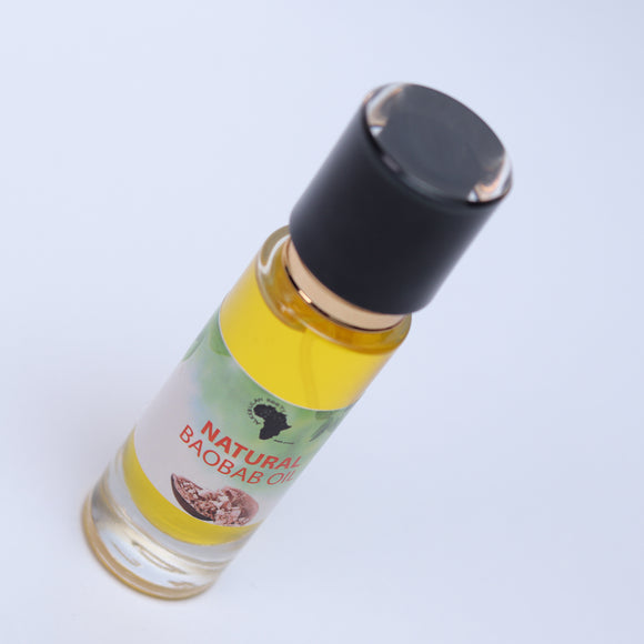 Natural Baobab Oil (Cold-pressed)
