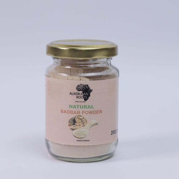 Natural Baobab Powder