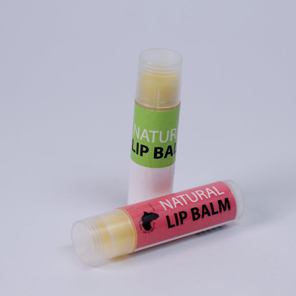 Natural Lip Chapsticks (Cold-pressed)
