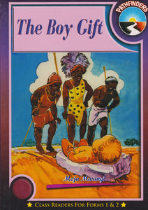 THE BOY GIFT by Meja Mwangi