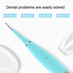 KeepThatSmile™ Sonic Dental Scaler