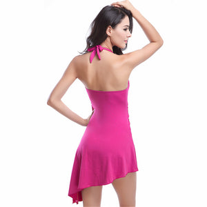 S-XL One Piece Swimsuit Sexy Bathing Suit Beach Dresses