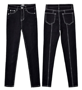 Skinny Jeans Pencil Pants -  Look-fly.ca