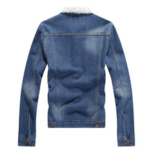 Load image into Gallery viewer, Thicken Denim Jacket Coat -  Look-fly.ca