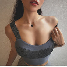 Load image into Gallery viewer, Shockproof Running Underwear Qast drying Workout Gym Sexy Yoga top