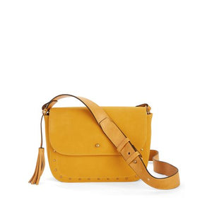 Time and Tru Laura Saddle Crossbody
