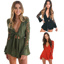 Load image into Gallery viewer, Jumpsuit Romper Shorts -  Look-fly.ca