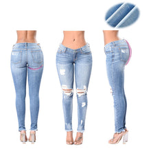 Load image into Gallery viewer, Big Elasticity Stretch Skinny Pants -  Look-fly.ca