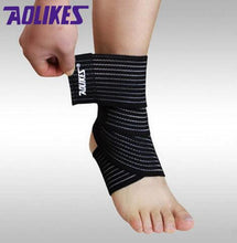 Load image into Gallery viewer, 1pcs Ankle Protection Adjustable Elastic Bands