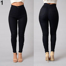 Load image into Gallery viewer, Skinny Jeans Pants -  Look-fly.ca