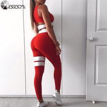 Load image into Gallery viewer, T-Shirt Leggings Sportswear Suits -  Look-fly.ca