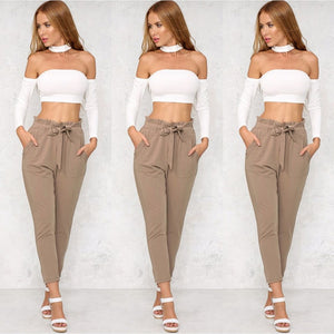 Women Clothing Pencil Pants