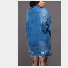 Load image into Gallery viewer, Denim Jacket Jeans -  Look-fly.ca