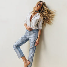 Load image into Gallery viewer, Casual Loose Demin Jeans -  Look-fly.ca