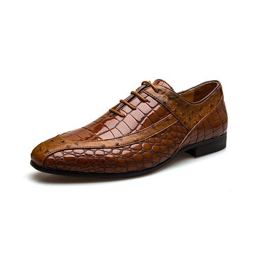 Oxford Shoes Men Loafers