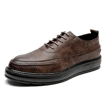Load image into Gallery viewer, Oxford Business Leather Shoes