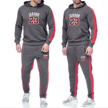 Load image into Gallery viewer, Track Suit Jordan 23 Hooded Sweatshirt