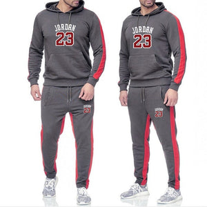 Track Suit Jordan 23 Hooded Sweatshirt