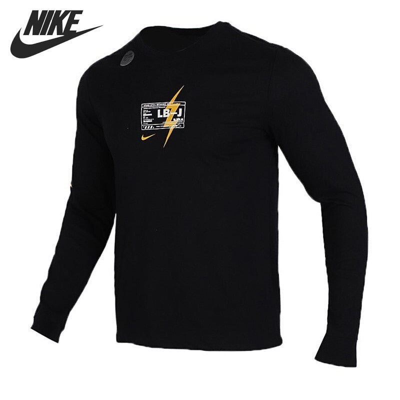 NIKE Men's T-Shirt Long Sleeve Sportswear