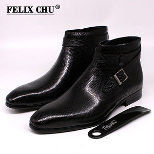 High Top Dress Shoes for Men
