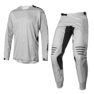 Black Label Race 1 Dirt Bike Jersey & Pants Combo Kit