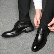 Load image into Gallery viewer, Men Dress Oxford Shoes Formal Office