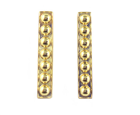 Dame Bar Earrings