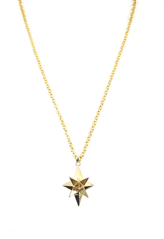 Fortuna Bright Star Necklace