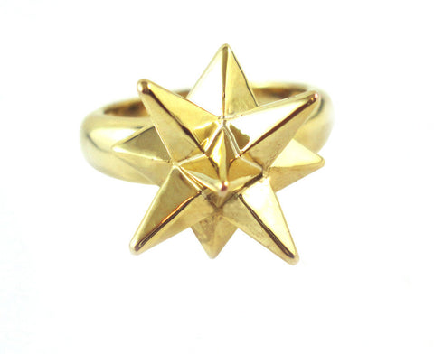 Fortuna Bright Star Ring