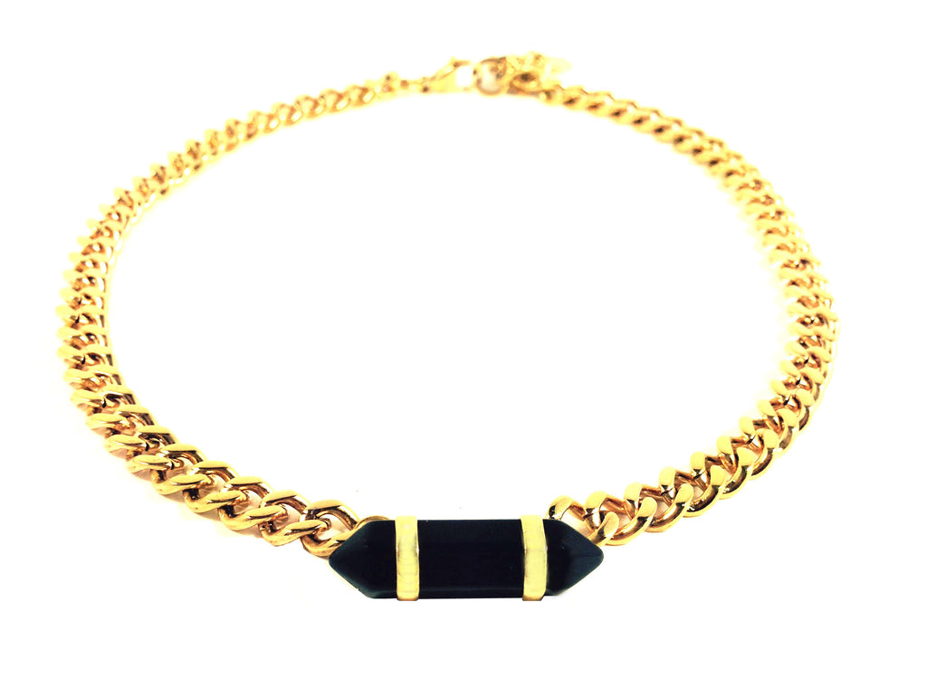 Gem Love Choker Necklace