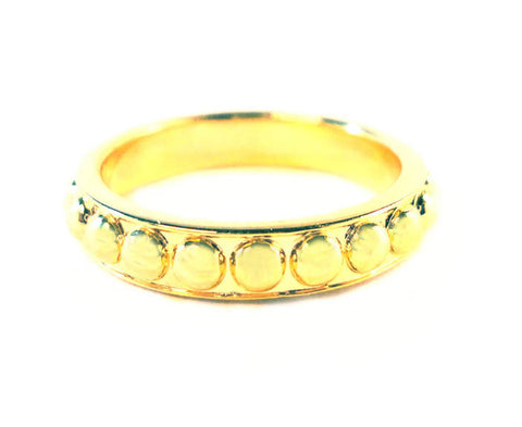 Dame Single Band Ring