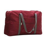 Foldable Large Duffel Bag Luggage Storage Bag Waterproof Travel Pouch Tote Bag