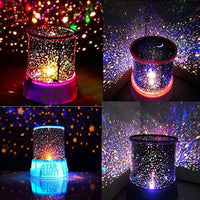 Night Light Intelligent Projector Lamp for Decorating Children/Bedroom Desk