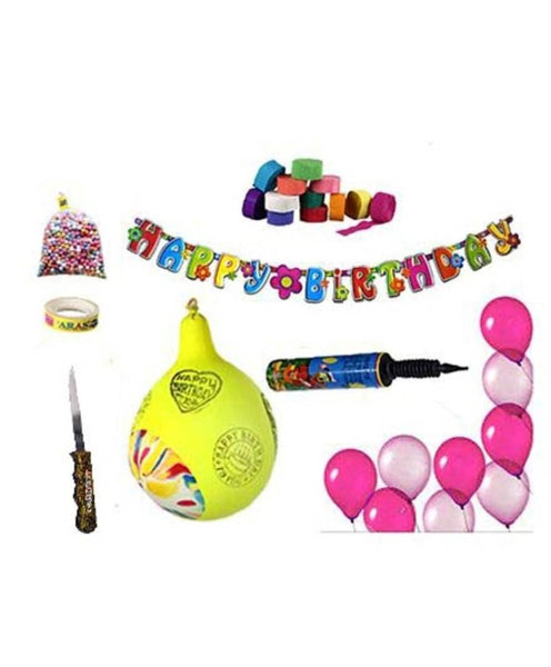 Special birthday Decoration Kit