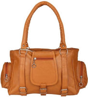 Stylish Choice PU Handbag With 2 Compartment