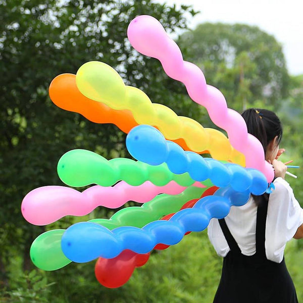 Spiral Balloons (Multi Color)