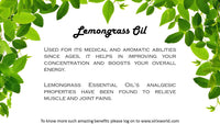 Lemongrass Essential Oil (12 ml)