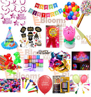 Grand  Birthday Decoration Kit (Pack of 20 items)
