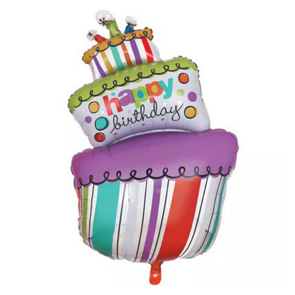 Special Happy Birthday Foil Balloon (Pack of 1)