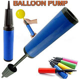 Useful Blue Balloon Pump