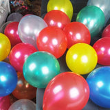 Flipzon Balloon Pack of 100 Pieces (Multicolor) for Birthday Party Decoration & Occasions - Abelestore