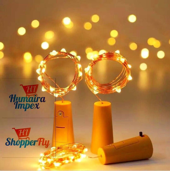 combo of LED Lights Indoor Outdoor Home Decoration Diwali Light for Party Birthday Christmas Navratri Valentine , Yellow with sanitizer free - Abelestore