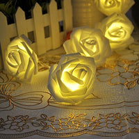 Rose 20 Led Fairy Lights for Home Decoration (Warm White) Buy from Abelestore.com in India