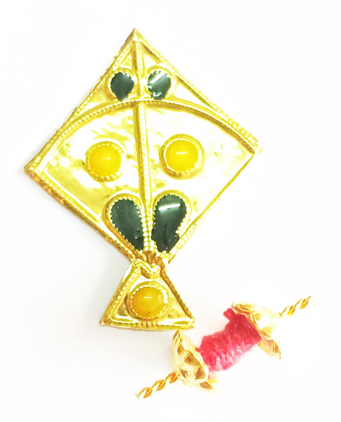 Metal Kite Set/Toy For Laddu Gopal/Patang