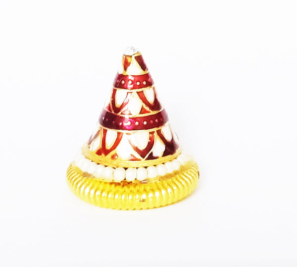 Marathi Topa For Laddu Gopal Ji/Bajiraav Topi For Thakurji