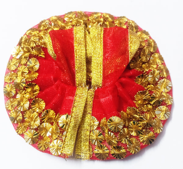 Sitara Work Poshak For Laddu Gopal /Deity Dress