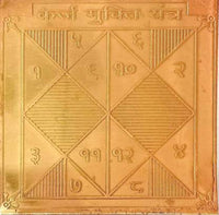 Karj Mukti Copper Yantra / Yantra For Removing the Debt and Loan problems